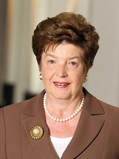 Ruth Berckholtz, Johannes Kuhn-Stiftung